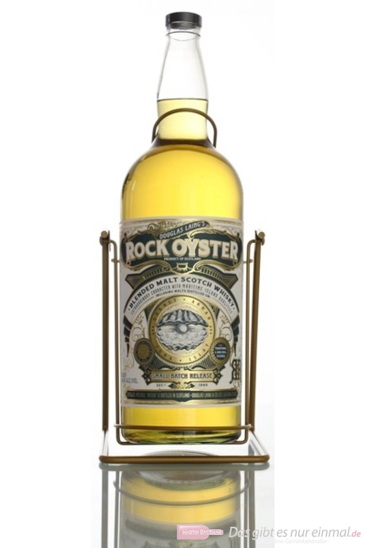 Rock Oyster Island 4,5l Großflasche
