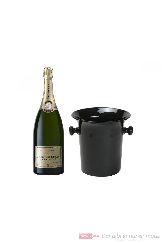Louis Roederer Champagner Premier Brut in Champagner Kübel