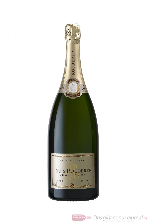 Roederer Champagner Premier Brut 12 % 1,5 l. Magnum Flasche
