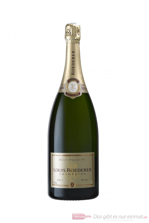 Roederer Champagner Premier Brut 12 % 3,0 l Jéroboam Flasche