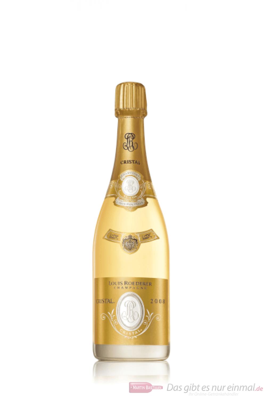 Louis Roederer Cristal 2008 Champagner 0,75l