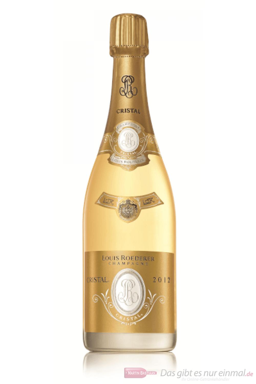 Louis Roederer Cristal 2012 Champagner 0,75l