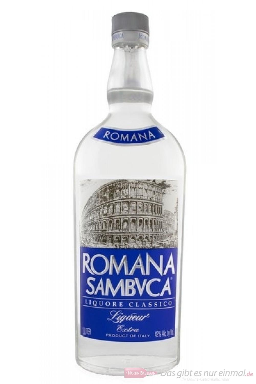 Romana Sambuca Likör 1,0l