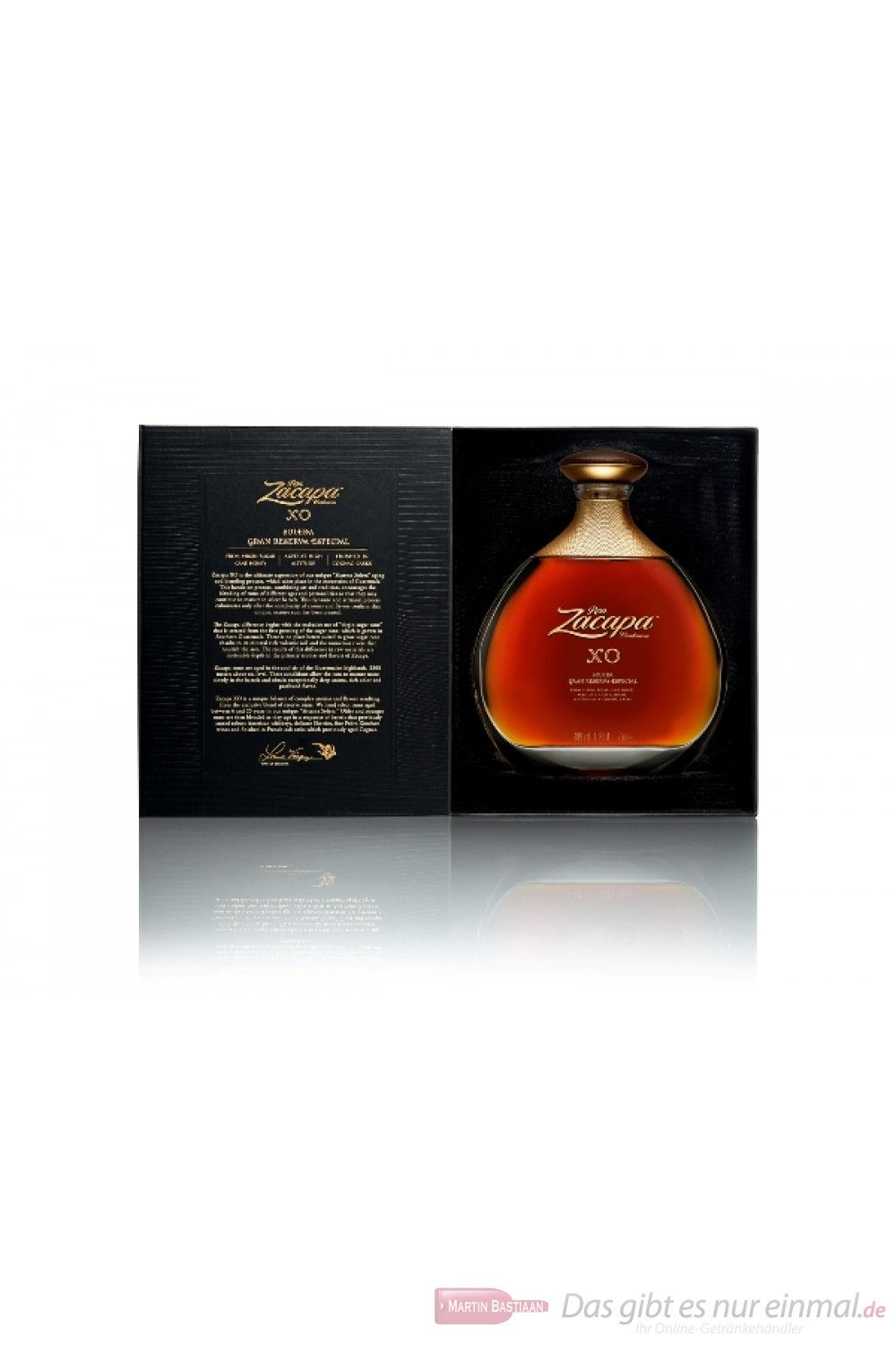 Ron Zacapa Edition XO
