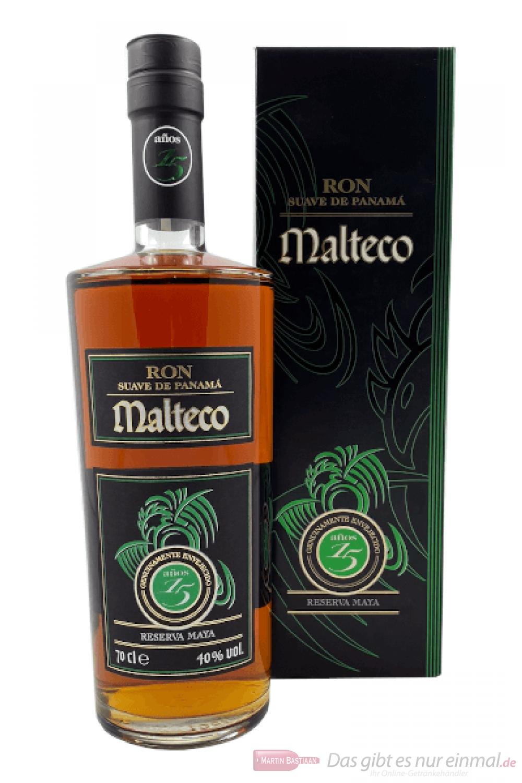 Ron Malteco 15 Years Rum 0,7l