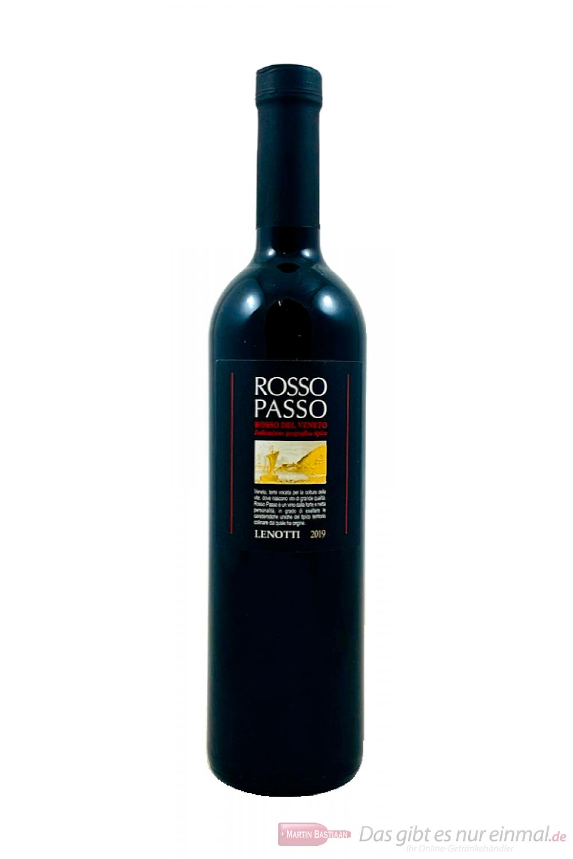 Lenotti Rosso Passo Rosso del Veneto IGT 2011 0,75l