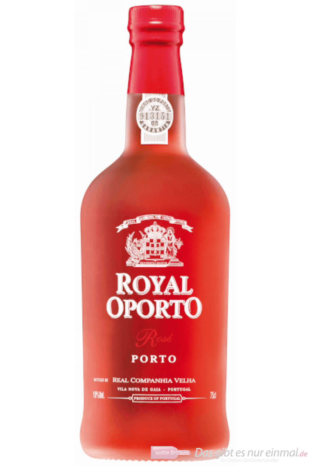 Royal Oporto Rose Portwein 0,75l