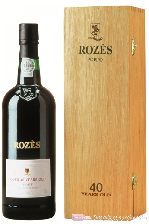 Rozès 40 Jahre