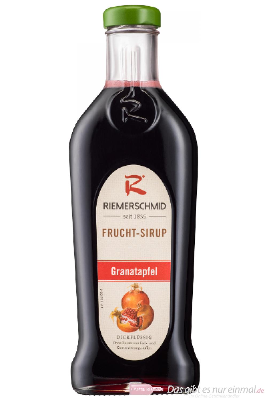 Riemerschmid Fruchtsirup Granatapfel