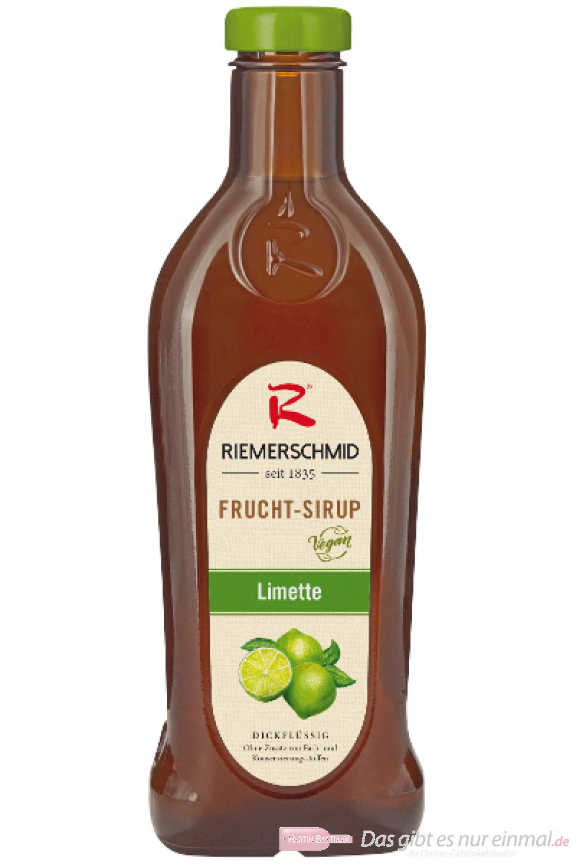 Riemerschmid Fruchtsirup Limette
