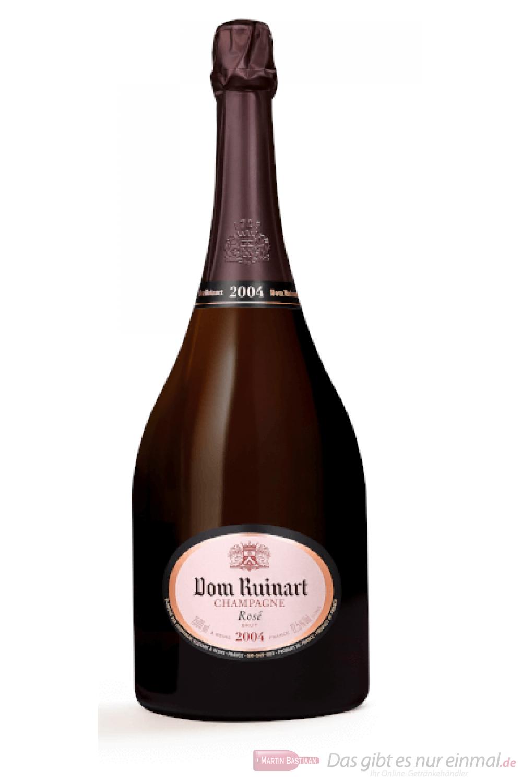 Dom Ruinart Rosé Vintage 2004 Champagner 1,5l Magnum Flasche