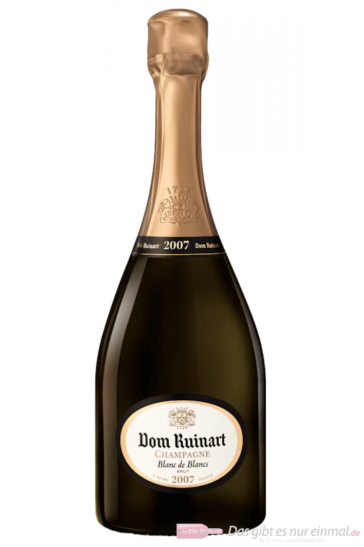 Dom Ruinart Champagner 2007 0,75 l.