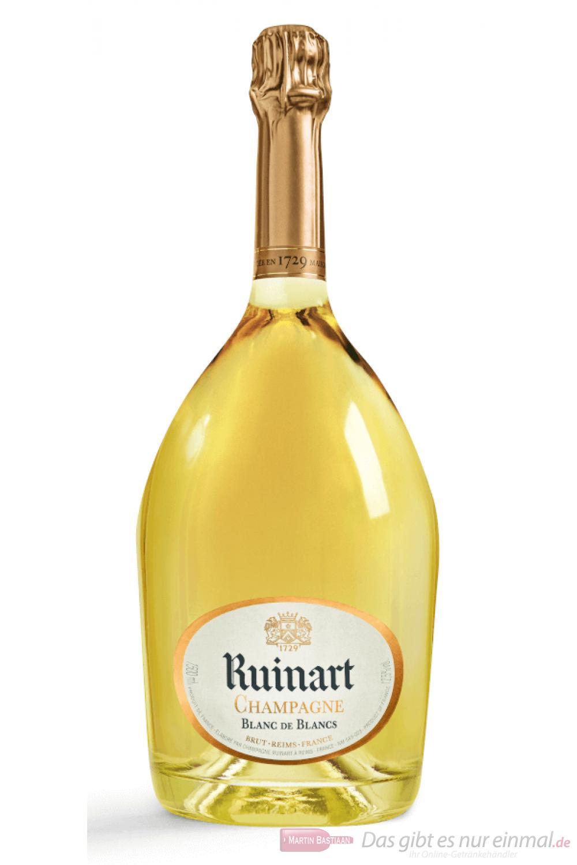 Ruinart Champagner Blanc de Blanc 1,5 l. Magnum Flasche
