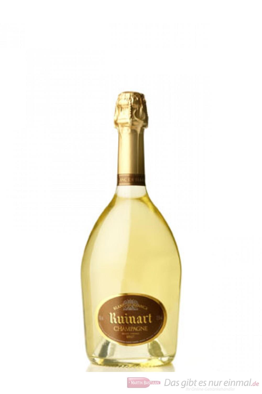 Ruinart Champagner Blanc de Blanc 12,5 % 0,75 l. Flasche