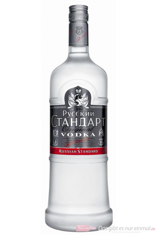 Russian Standard Wodka 40 % 3,0 l Großflasche Vodka