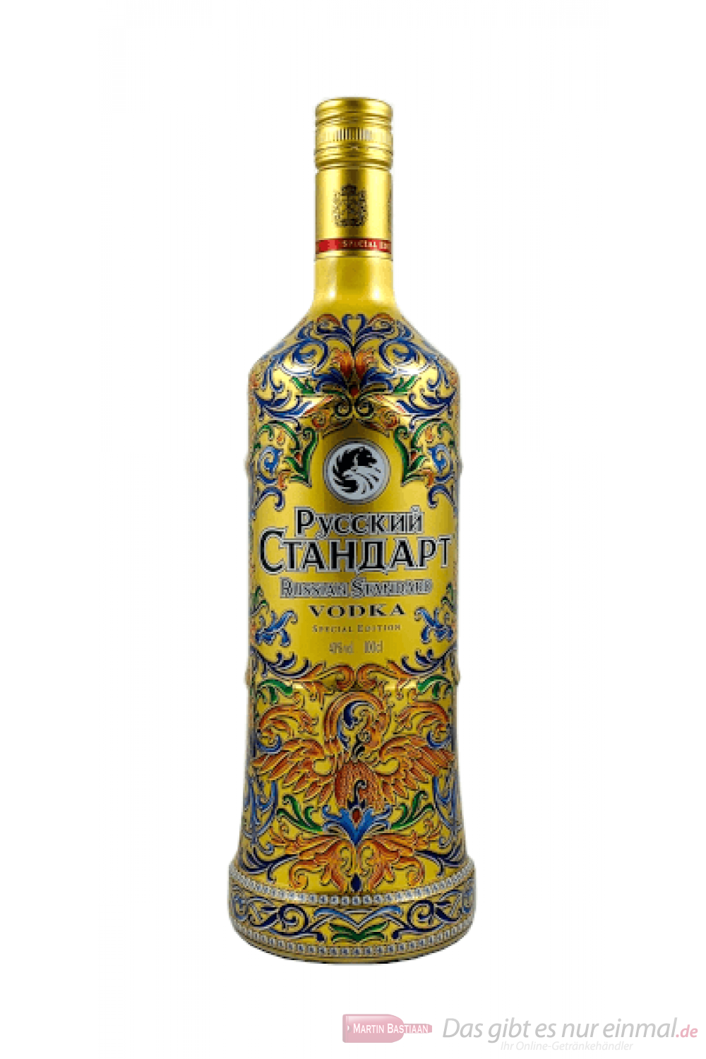 Russian Standard Lyubavin Limited Edition Vodka 1,0l