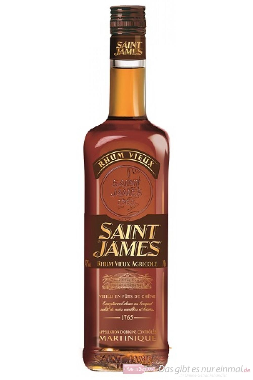 Saint James Rhum Vieux Agricole