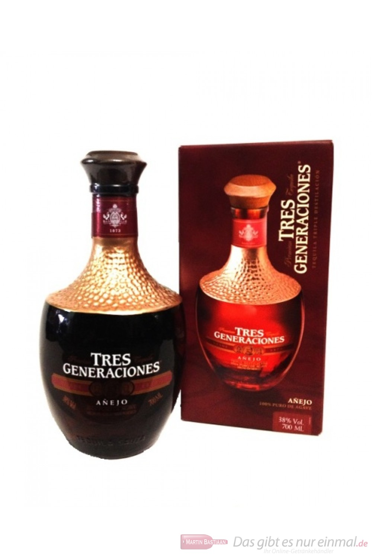 Sauza Tequila Tres Generationes Anejo