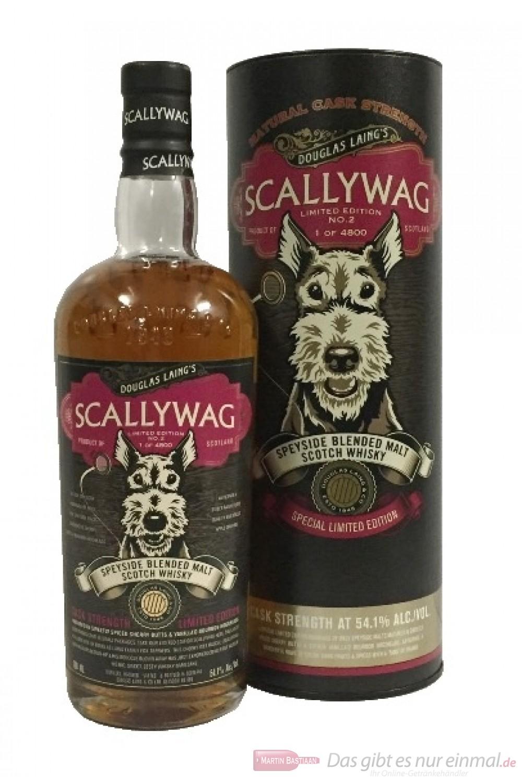 Scallywag Natural Cask Strength No.2