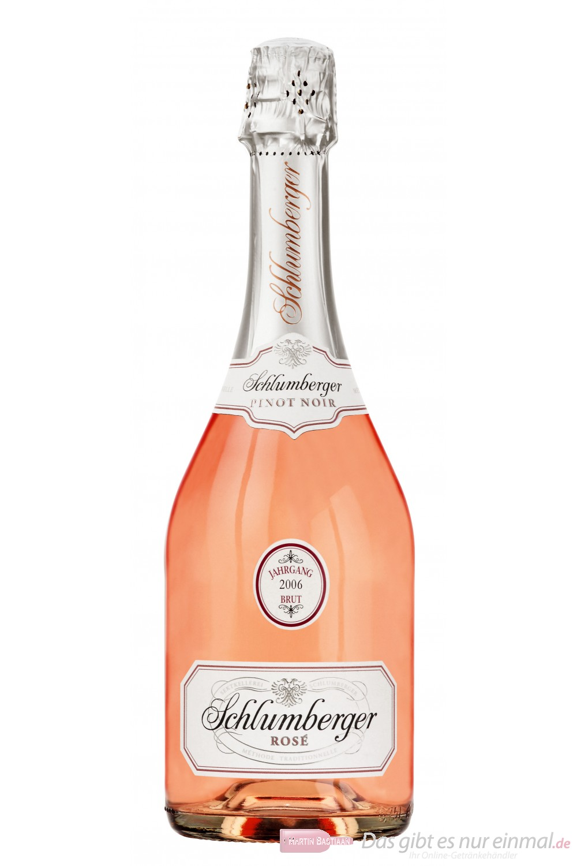 Schlumberger Sekt Brut Rose 11,5% 6-0,75l Flaschen