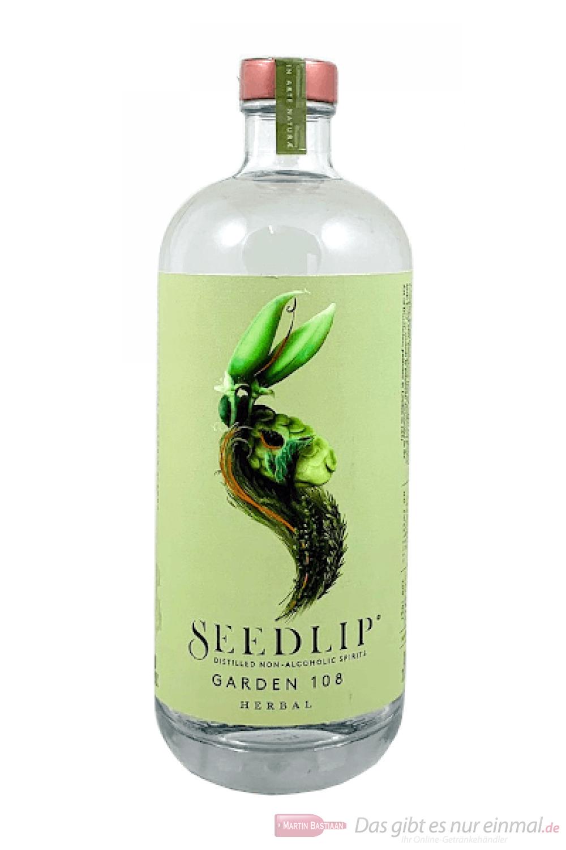 Seedlip Garden 108 Herbal Distilled Non - Alkoholic Spirits 0,7l
