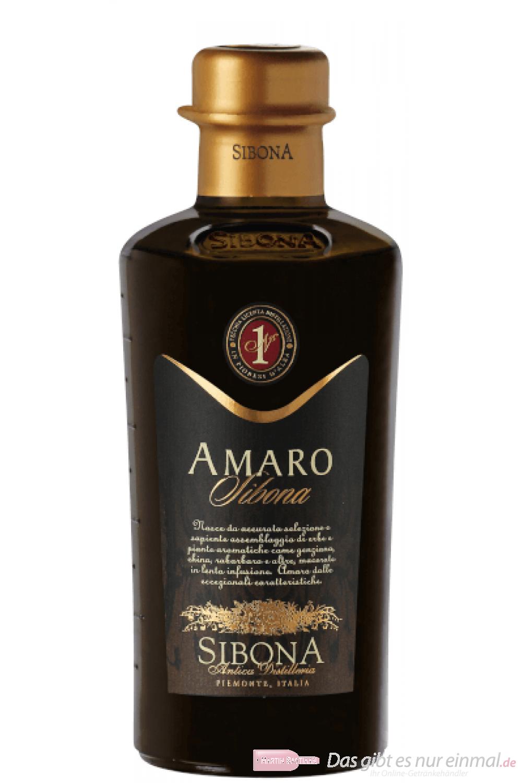 Sibona Amaro Likör 0,5l