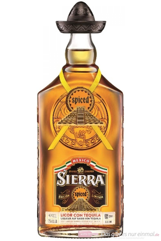 Sierra Spiced Likör