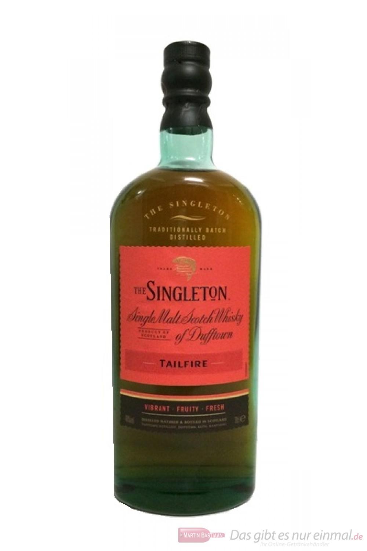 The Singleton of Dufftown Tailfire