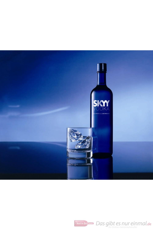 Skyy Wodka 40 % 1,0 l Flasche