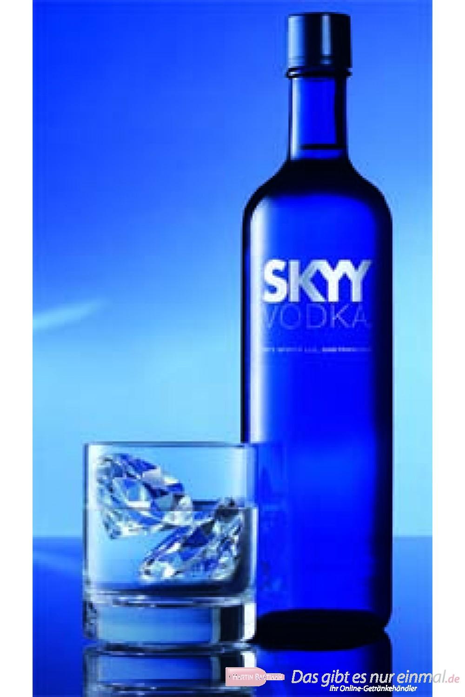 Skyy Wodka 40 % 0,7 l Flasche