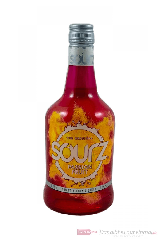 Sourz Passion Fruit Likör 0,7l