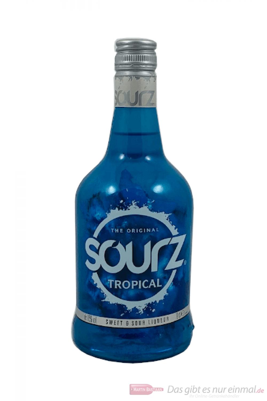 Sourz Tropical Likör 0,7l