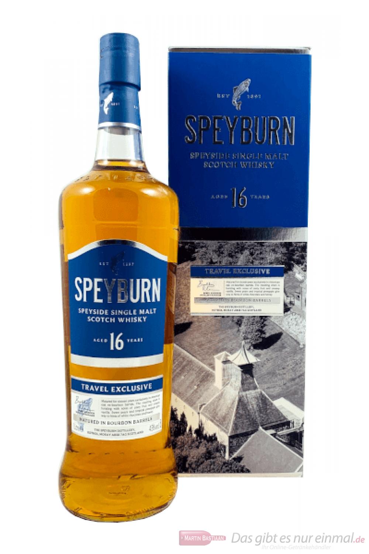 Speyburn 16 Years Single Malt Scotch Whisky 1,0l