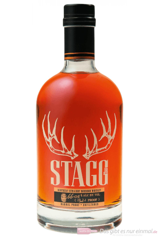 Sazerac Stagg Junior Kentucky Straight Bourbon Whisky 0,7l