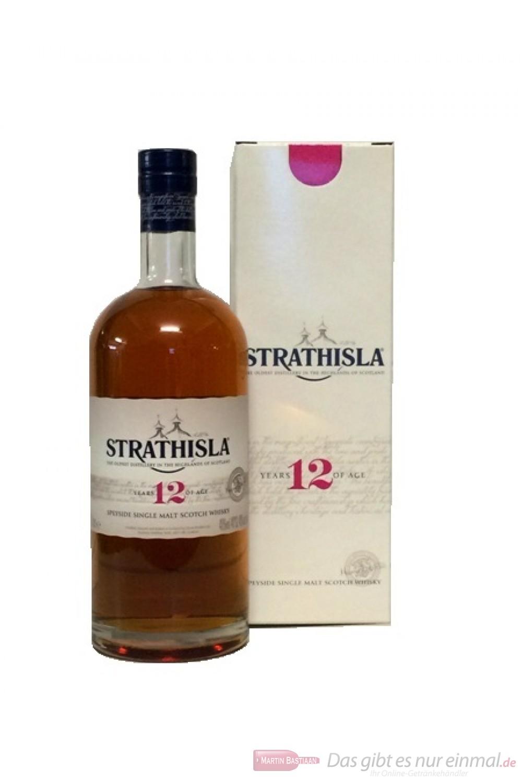 Strathisla 12 Years 1 liter