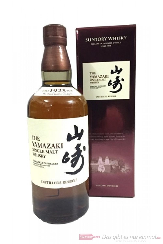 Suntory Yamazaki Distillers Reserve