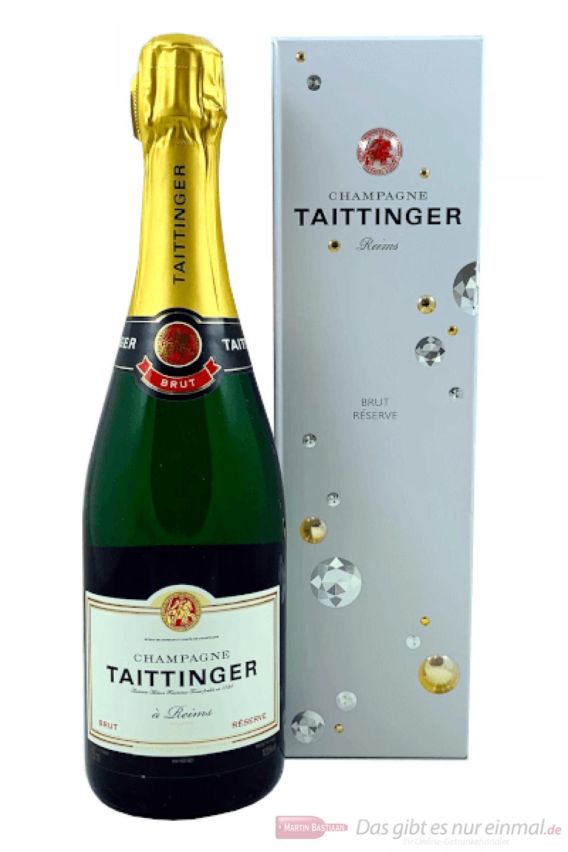 Taittinger Champagner Brut Réserve GP 0,75l