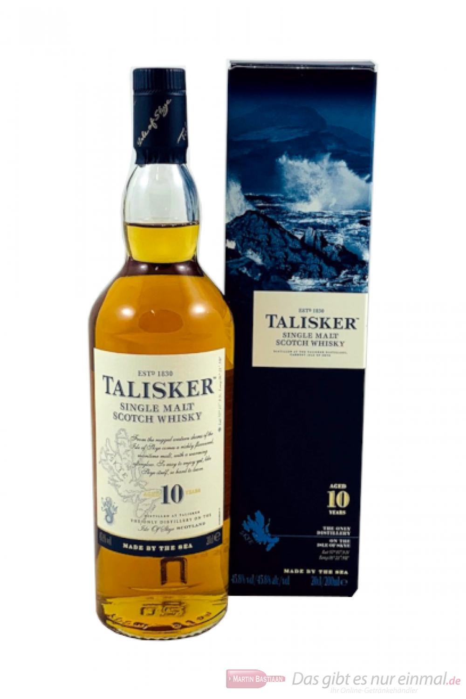 Talisker 10 years Single Malt Scotch Whisky 0,2l