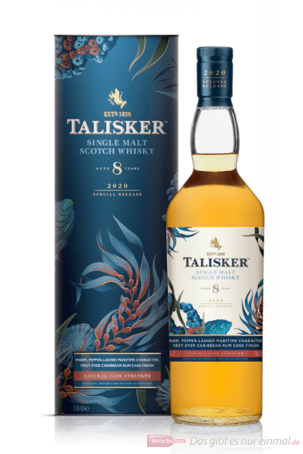 Talisker 8 Years Special Release 2020 Whisky 0,7l