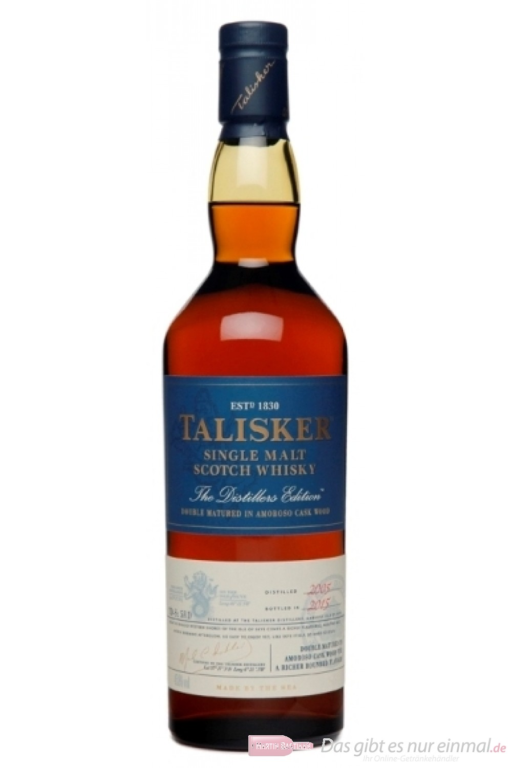 Talisker Distillers Edition 2015/2005