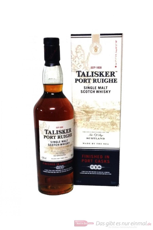 Talisker Port Ruighe