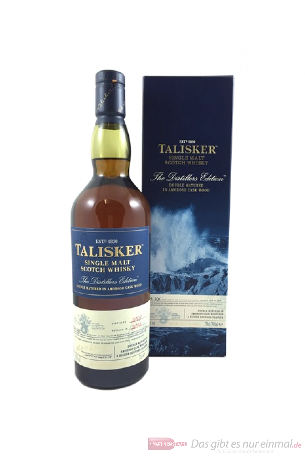 Talisker Distillers Edition 2014/2003