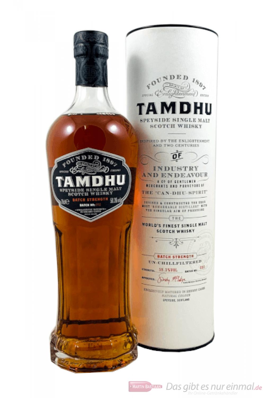 Tamdhu Batch Strength Batch 3 Single Malt Scotch Whisky 0,7l