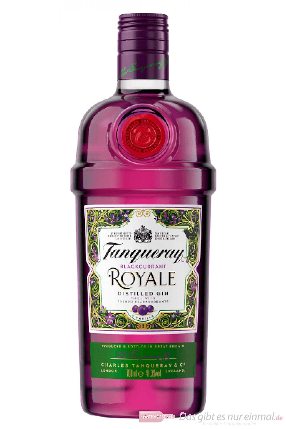 Tanqueray Gin Blackcurrant Royale 0,7l