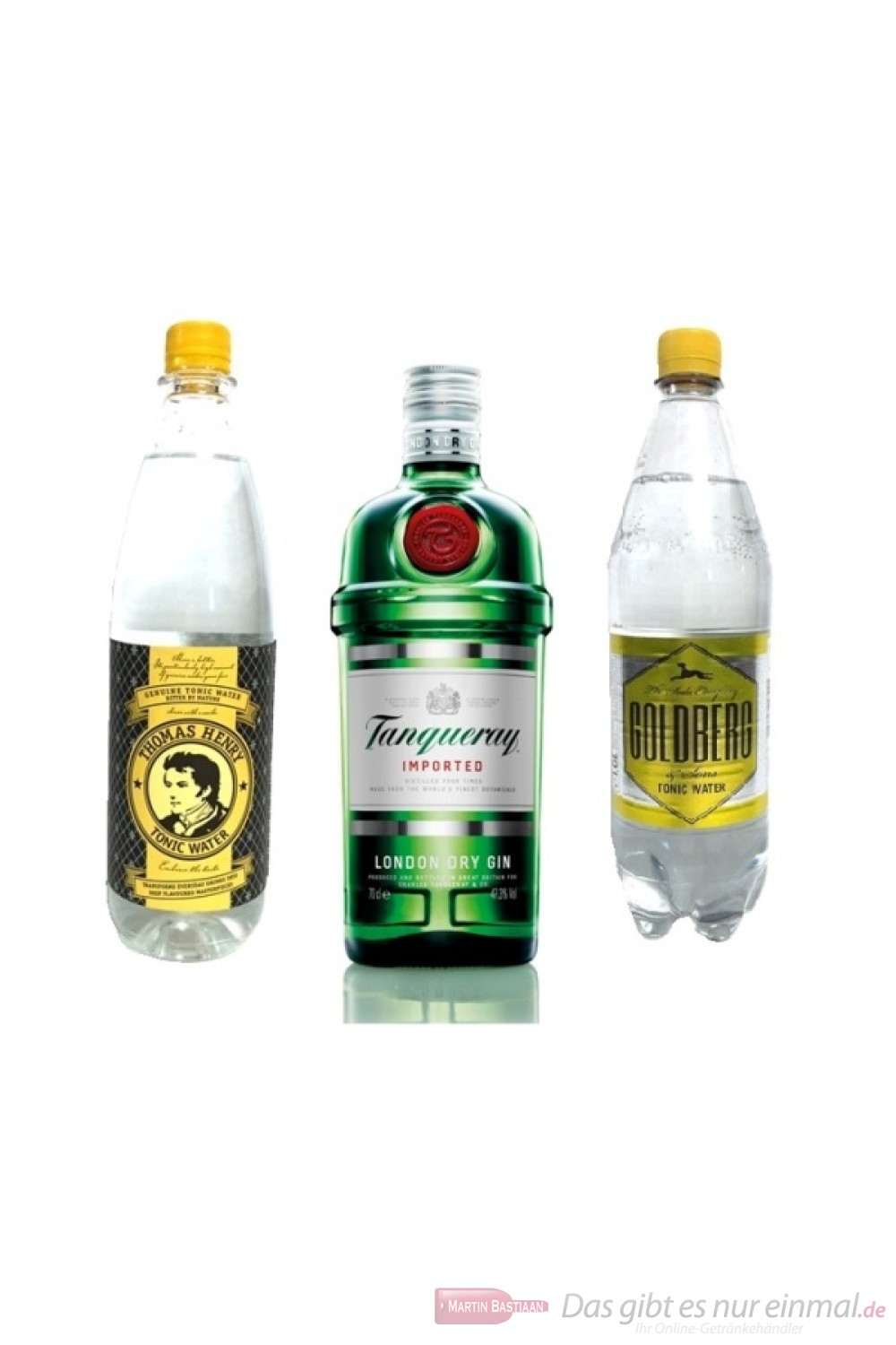 Tanqueray Gin Tonic Water Max Pack