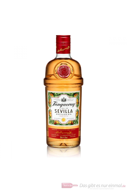 Tanqueray Gin Flor de Sevilla