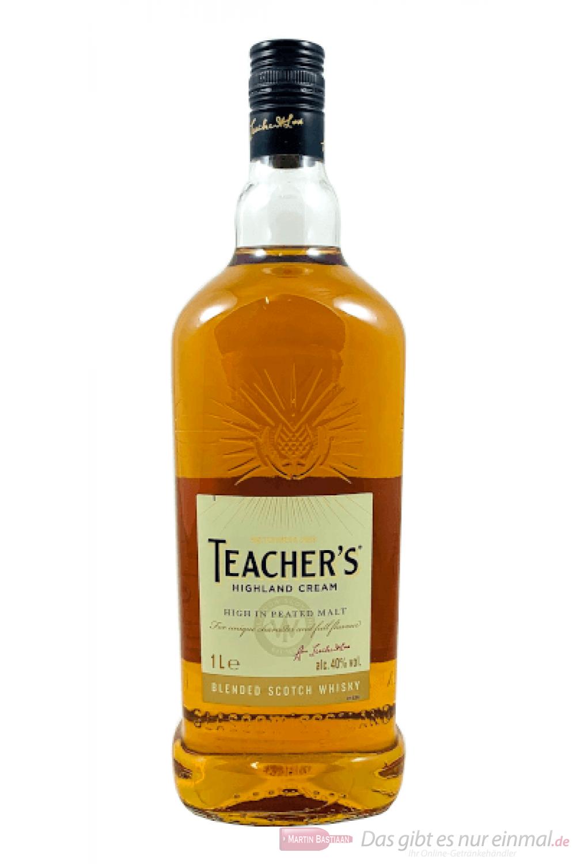 Teacher's Blended Scotch Whisky 1,0l