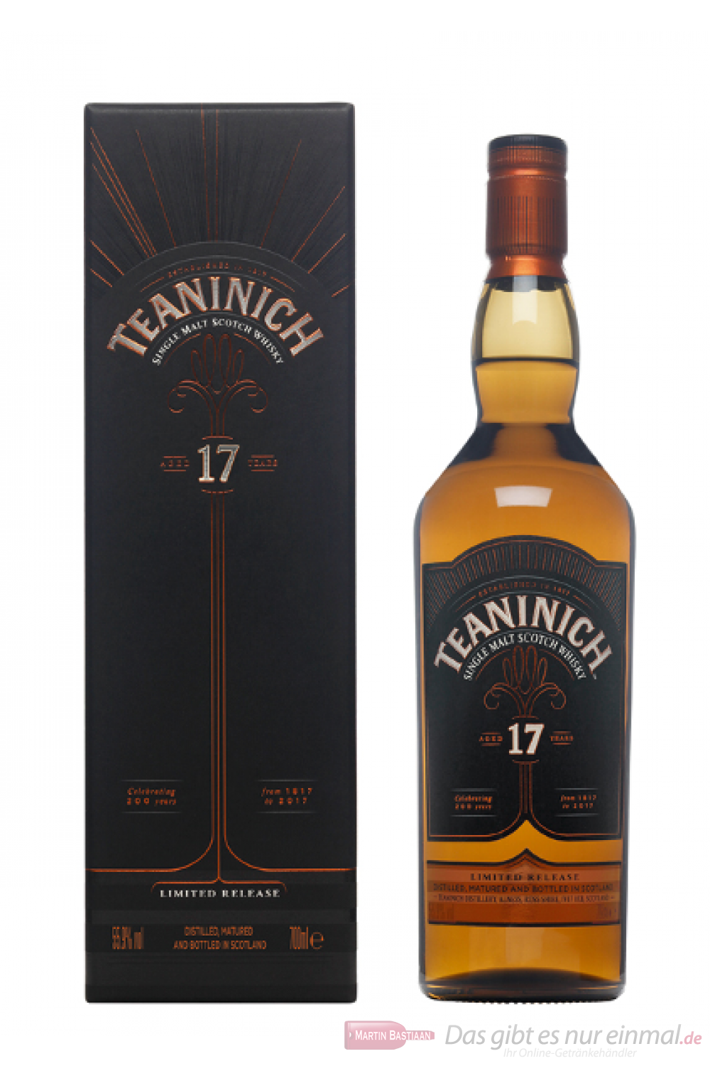 Teaninich 17 Years Limited Release 2017