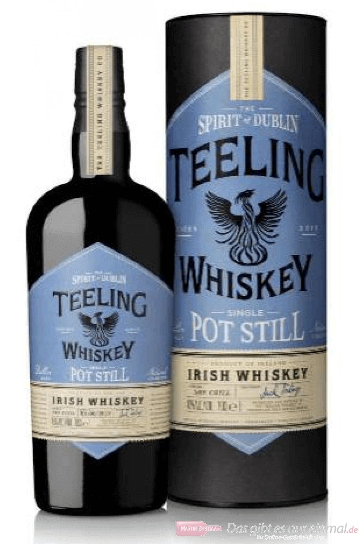 Teeling Pot Still Batch 3 Irish Whiskey 0,7l