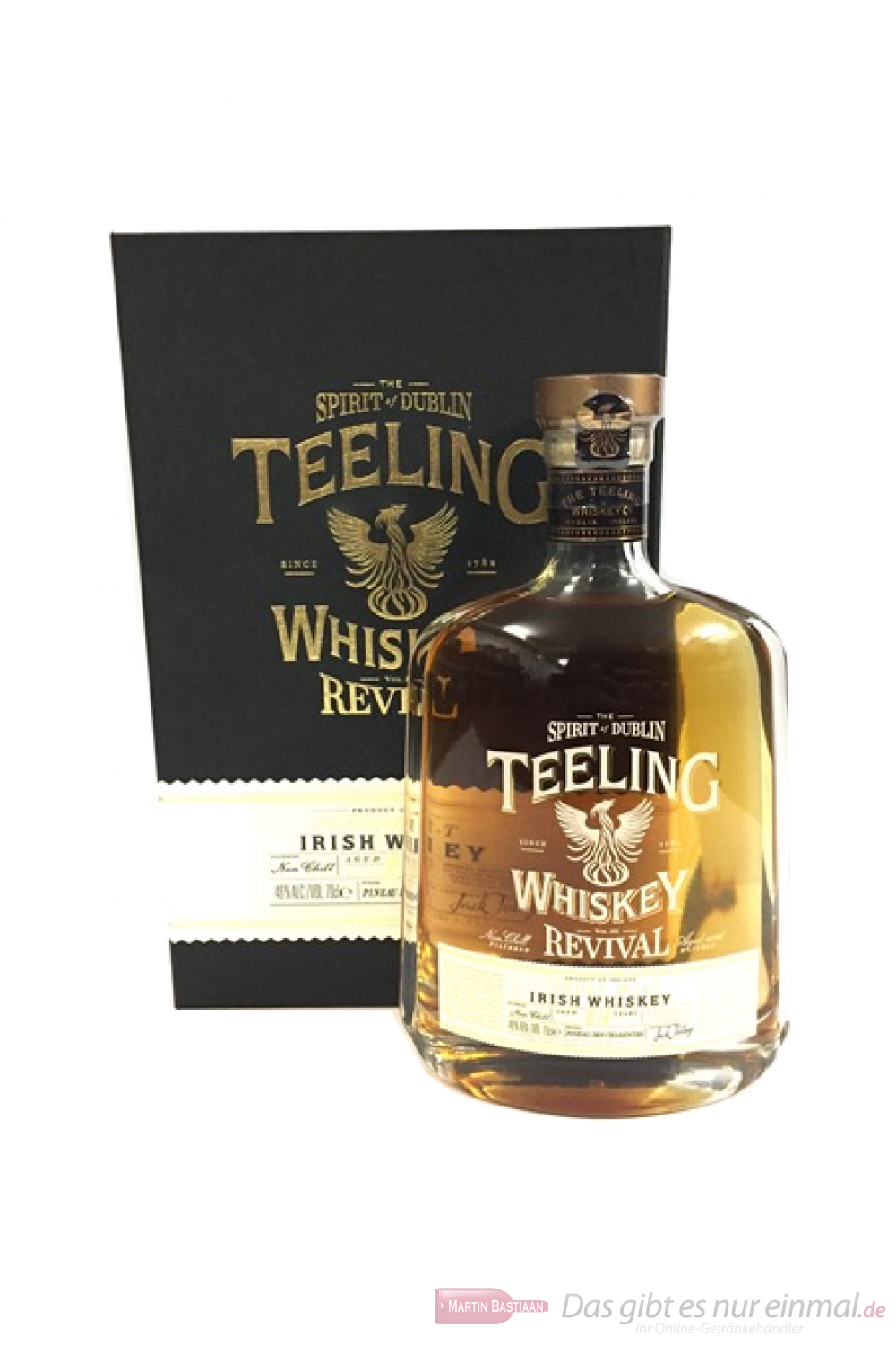 Teeling Revival Vol III 14 Years